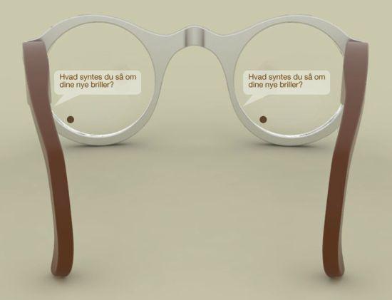Sentidos ampliados: óculos do futuro têm legendas e falam com sigo 15808
