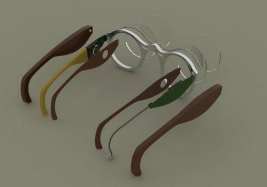 Sentidos ampliados: óculos do futuro têm legendas e falam com sigo 15810