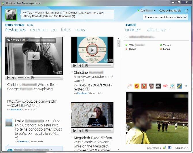[Análise]O que adoramos e odiamos no MSN Messenger 2010 15812