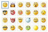 Emoticons novos