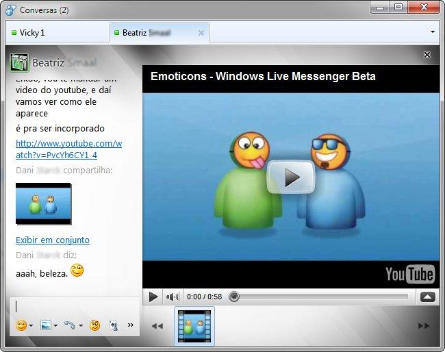 [Análise]O que adoramos e odiamos no MSN Messenger 2010 15817