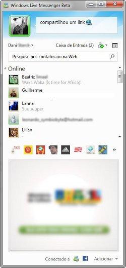 [Análise]O que adoramos e odiamos no MSN Messenger 2010 15821