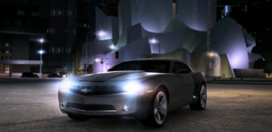 Midnight Club Los Angeles Screensaver