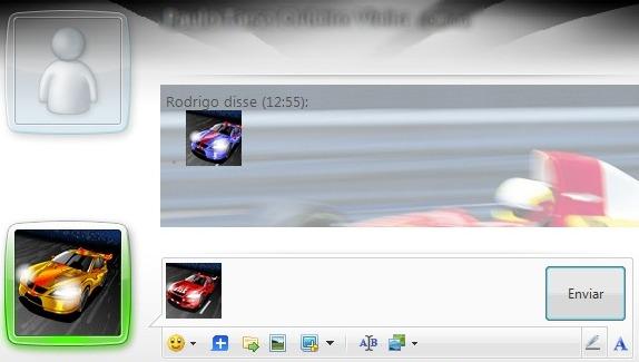Pacote Baixaki de Carros Tunados para MSN