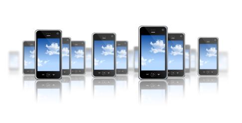 Smartphones são muito úteis durante a viagem