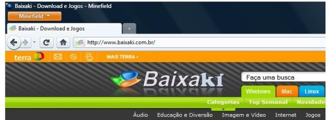 Novo Firefox a caminho!
