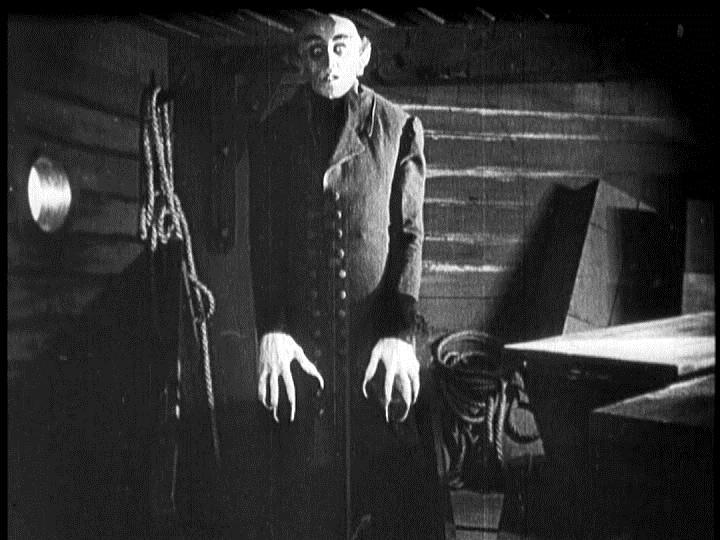 Nosferatu, um dos clássicos disponíveis