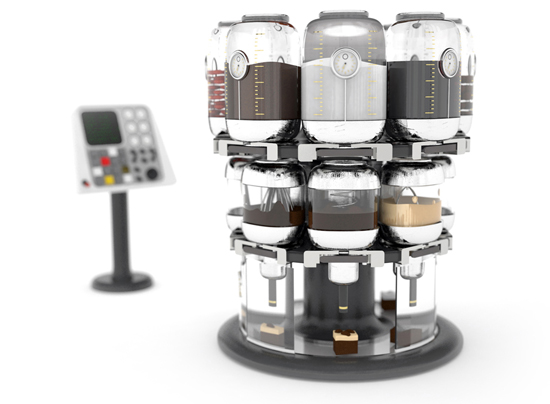 Virtuoso Mixer.