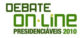 Debate online: primeira vez no Brasil