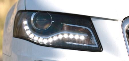 LEDs estão presentes até nos carros