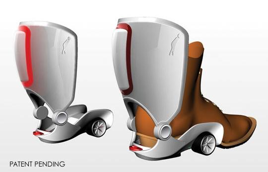 Design que concorre ao prêmio James Dyson