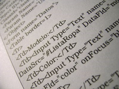 Tags de HTML