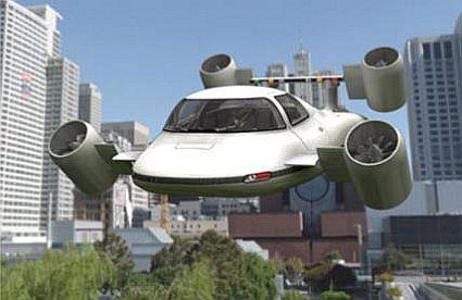 Protótipo da SkyRider X2R