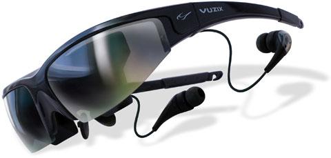 Óculos com vídeo da Vuzix