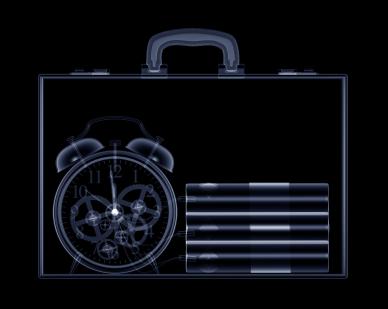 Os antigos raios-X dos aeroportos
