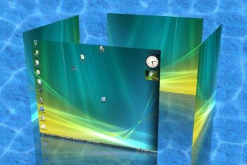 Troca de desktop no Shock 4way