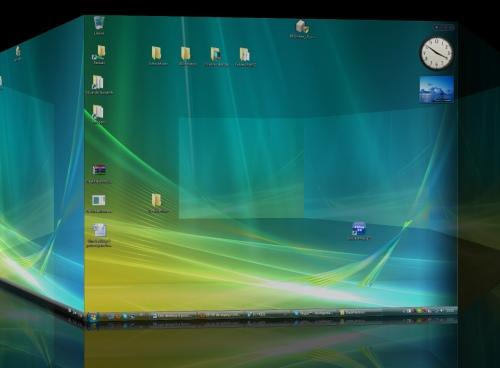 Até 9 desktops no Deskhedron