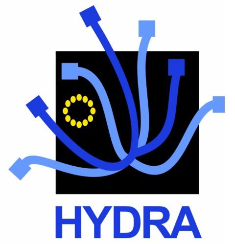 A logo do projeto