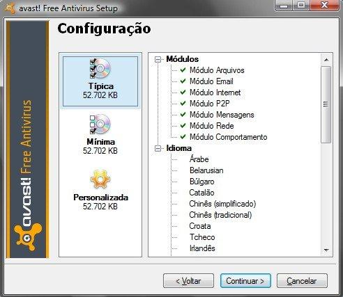 Avast! 5: guia completo de uso 16584