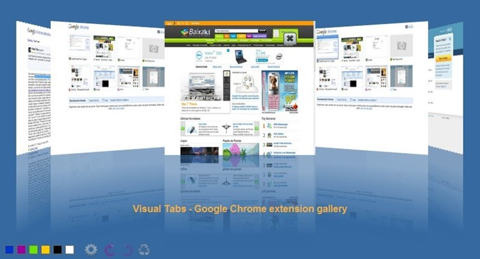 Visual Tabs