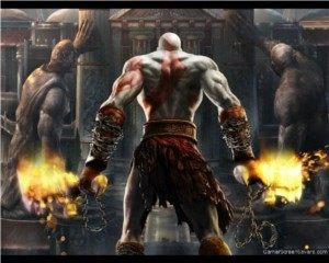 God of War Screensaver