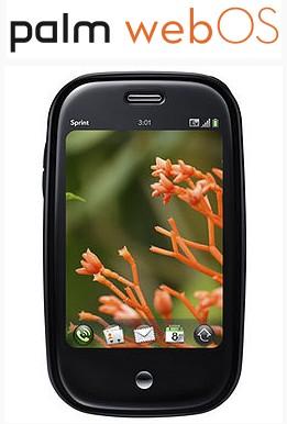 Um dos modelos da Palm