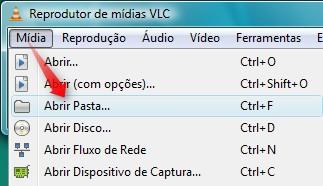 Baixar o VLC Player.