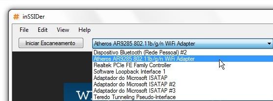 Como melhorar o sinal da rede sem fio mudando o canal Wi-Fi do roteador 95483