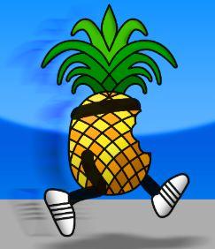 O símbolo do jailbreak é um abacaxi.