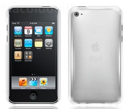 Rumor sobre o novo iPod Touch.