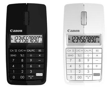 Canon X Mark I: calculadora ou mouse? 17126