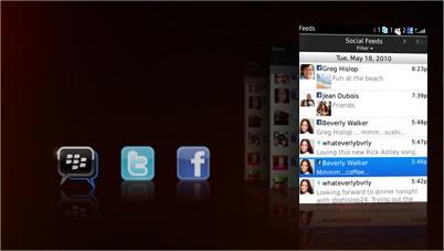 Integração mais fácil com suas redes sociais!