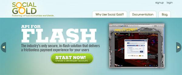 Social Gold, principal serviço da Jambool