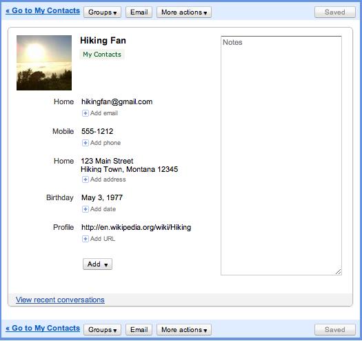 Gmail ganha nova interface 17246