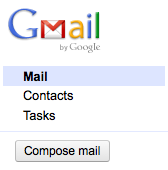 Redesign do Gmail