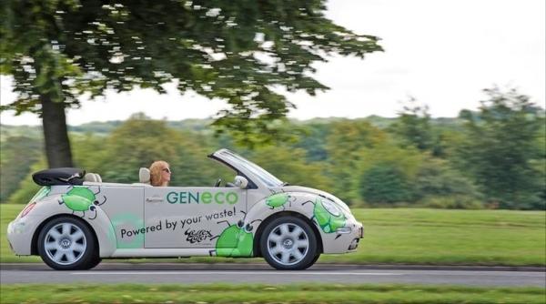 O Bio-Bug é uma solução para o desperdício de combustíveis naturais.