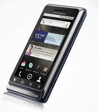 Prévia: Motorola Droid 2 17312
