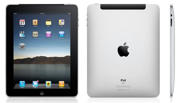 Conteúdo via streaming com suporte para iPad.