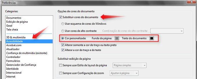 Suavizar a leitura de um arquivo em PDF