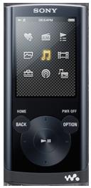 Sony Walkman E354 de 8 GB