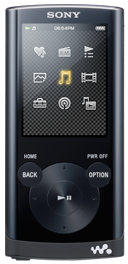 Sony Walkman E354 de 8 GB