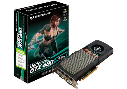 ECS NVIDIA GTX 480