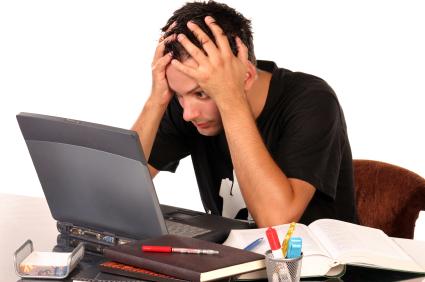 Estude só com um computador