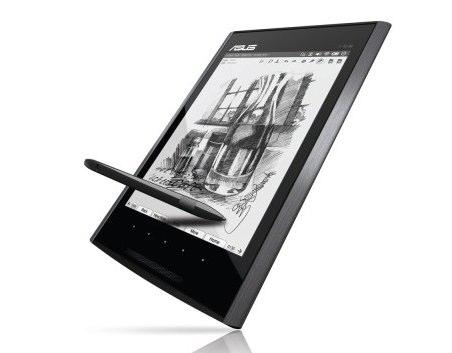 Asus Eee Tablet. Fonte: Divulgação/Asus