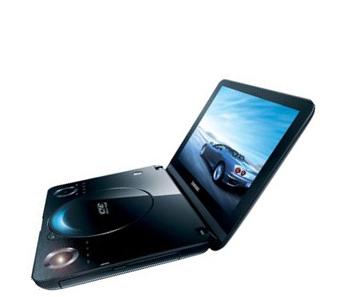Samsung BD-C8000: 3D mas nem tanto. Fonte: Divulgação/Samsung