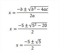 Equação desenvolvida