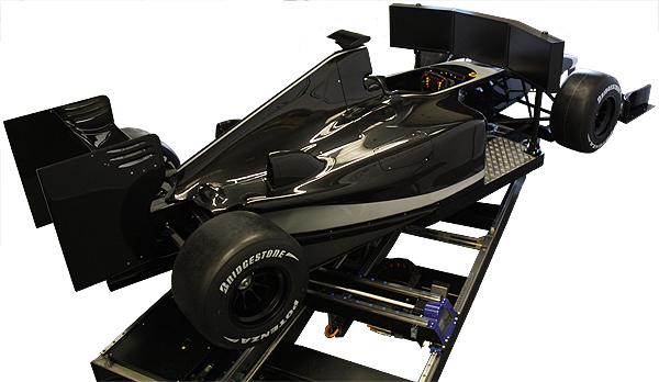 Seja um piloto de F1... Pelo menos em sua casa! 17888