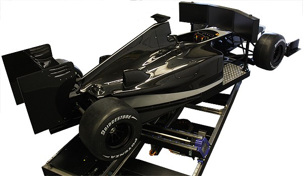 BRD 06 Full Car Motion Simulator
