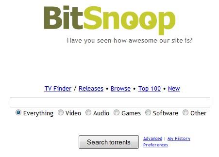Busca BitSnoop