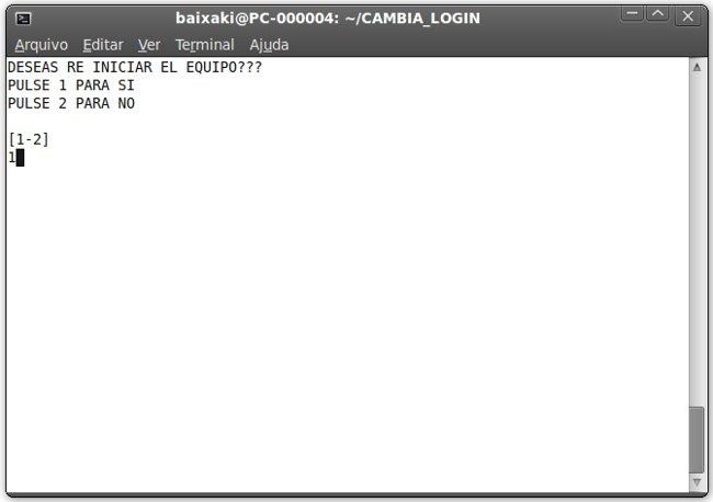 Mudar a tela de logon do Ubuntu
